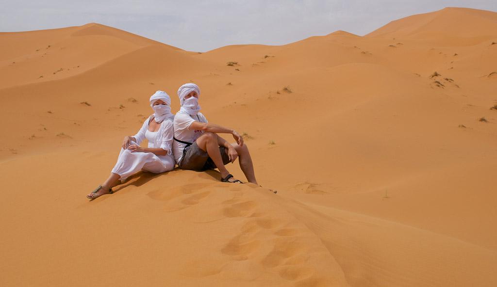 Maroko i Wyspy Zielonego Przylądka 2014
