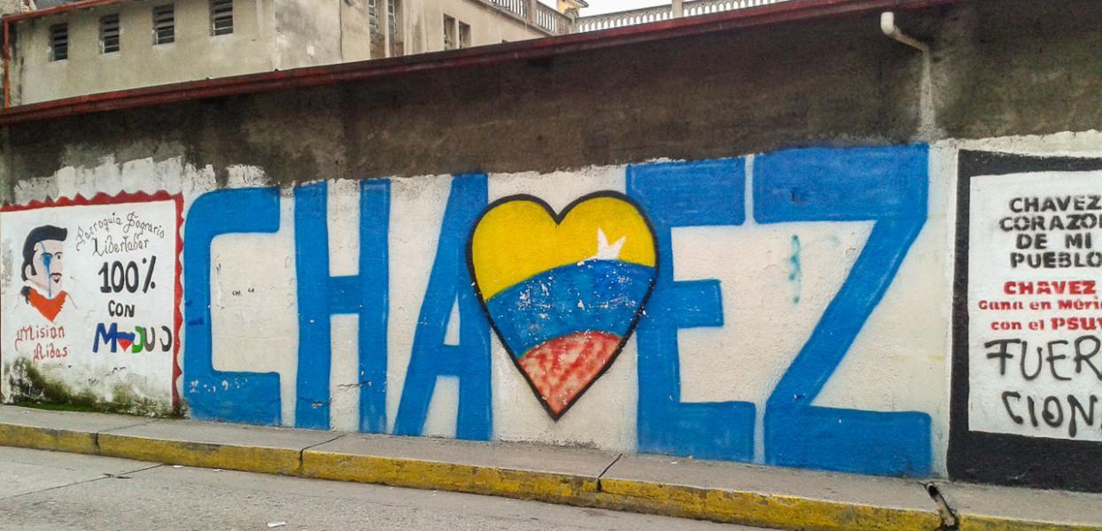 Wenezuela 2013