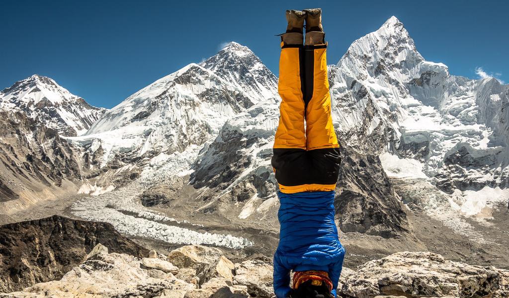 Indie, Nepal, Tybet 2018