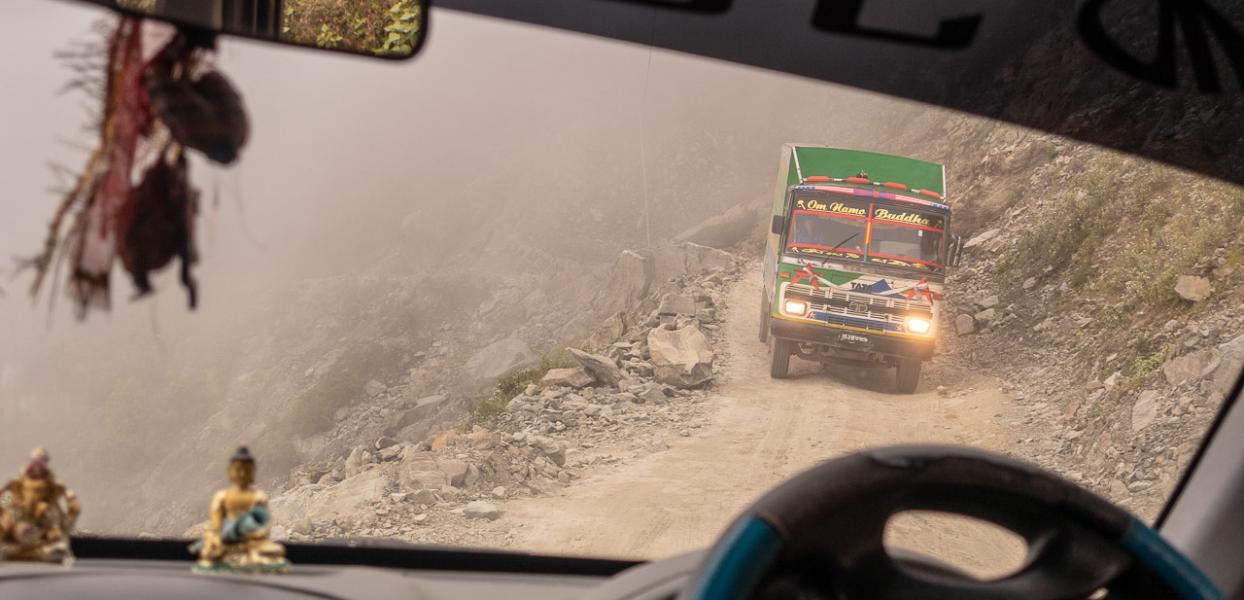 Nepalskie bezdroża