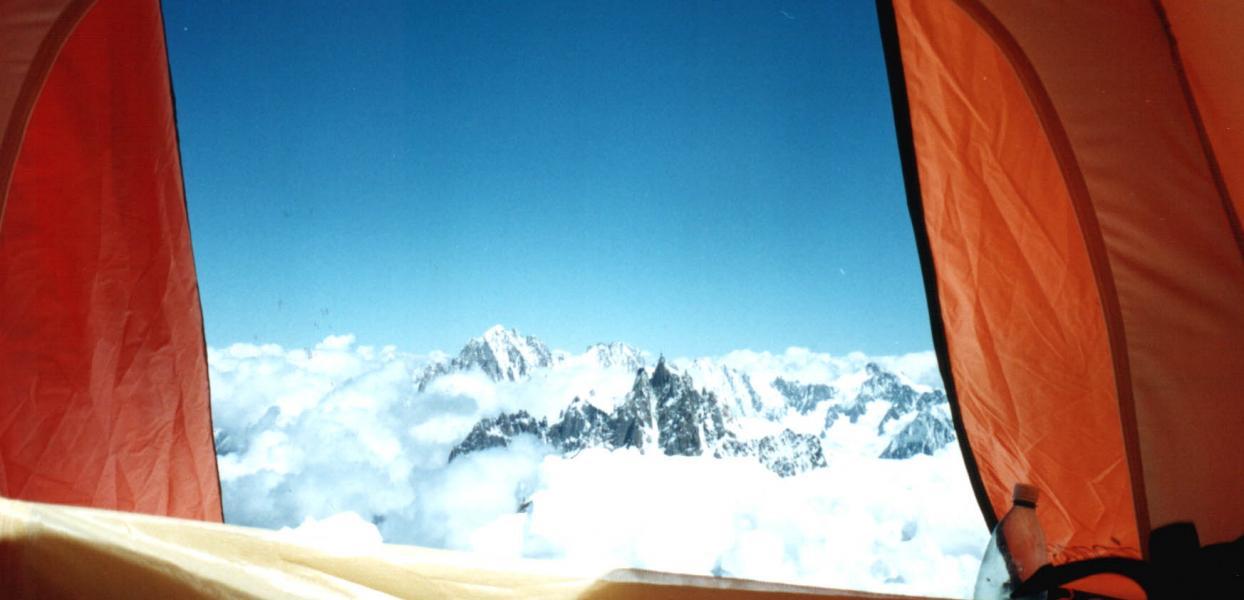 Mont Blanc i reszta wakacji